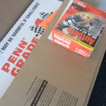 Brad Penn Oil arrives, Plugs and Valve Cover gaskets 4/20/15