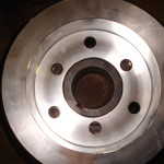 Pulley will be redrilled to fit the BBC Damper 1/5/2016